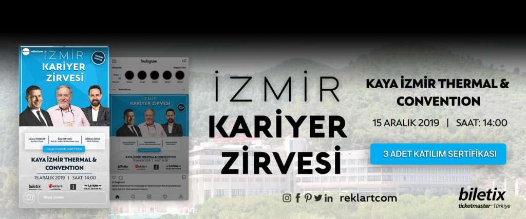 İzmir kariyer zirvesi